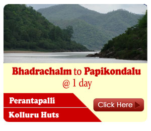 Bhadrachalam to Papikondalu