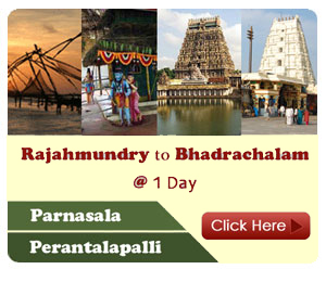 Rajahmundry to Badhrachalam 1day