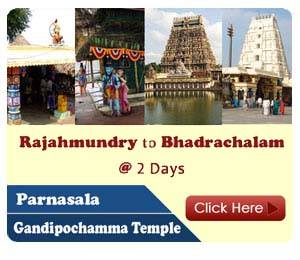 Rajahmundry to Badhrachalam 2days